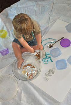 Click. Pray. Love: Pre-Toddler Activity #4: Texture Soup