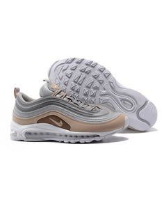 ddcf2f51928 Men s Nike Air Max 97 Shockproof Cobblestone Cobblestone - White Trainers  Online UK