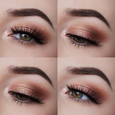 21 Best Eyeshadow Basics Everyone Should Know - Makeup İdeas . - 21 Best Eyeshadow Basics Everyone should know – Makeup İdeas 21 Best Eyeshadow B - Eyeshadow Basics, Best Eyeshadow, Makeup Eyeshadow, Makeup Brushes, Drugstore Makeup, Copper Eyeshadow, Summer Eyeshadow, Eyeshadow Palette, Sephora Makeup
