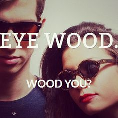 Clandestino - Eyewood. Wood you? Check our collection 2015 of elegant eyewear. Handmade of wood. From Venice.