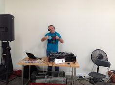 Andrew the superstar DJ @Andrew Jackson