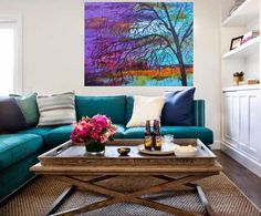 Discover the beauty of abstract paintings at - http://joeysantiagofineart.blogspot.com