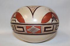 Hopi Pottery : Beautiful Native American Hopi by CulturalPatina