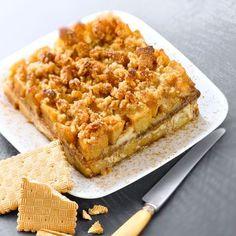 Découvrez la recette Millefeuille gratiné aux pommes sur cuisineactuelle.fr.