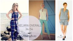 Velara Overall 34-54