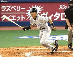 Baseball manga style!