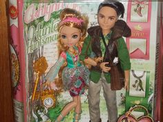 ever after high ashlynn ella and hunter huntsman - Google Search