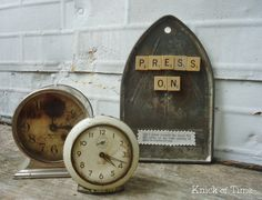 {Press On} - Knick of Time