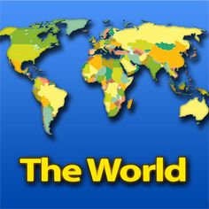 World Geography Map Quiz Because Time Isnt Wasted If Its Spent - Countries of the world game