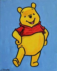 Slăbirea petelor de buric Winnie the Pooh slăbit
