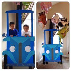 Pandora's Box: Little Blue Truck