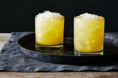 Bourbon, Orange, and Ginger Cocktail, a recipe on Food52