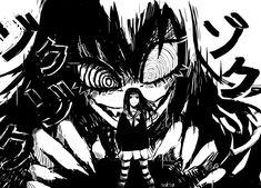 Aesthetic Art, Aesthetic Anime, Manga Gore, Art Sketches, Art Drawings, Japanese Horror, Arte Cyberpunk, Cyberpunk Fashion, Arte Obscura
