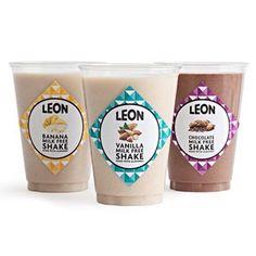 Milk Free Shakes   Leon Restaurants
