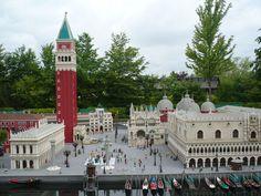 Legoland Germany. San Marco Square Venezia http://www.flyeattravel.com/legoland-deutschland-ninjago-lego-star-wars/ #travel #lego