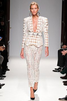Balmain Paris Fashion Week | LUXE by LEX