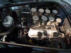 Shelby Cobra CSX 2001 engine