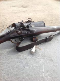 Brown Bess — the gun that charmed America; Musket saw use in Revolutionary War
