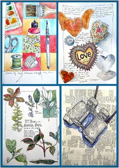 from my sketchbook | Flickr - Photo Sharing! Http://JaneLaFazio.com