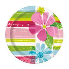 Tanierik malý Spring Flowers Spring Flowers, Garden, Party, Garten, Gardening, Fiesta Party, Parties, Outdoor, Ballerina Baby Showers