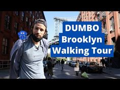 """#NY #EcoTour #SWD #GREEN2STAY Thankyou (Under 27 Min Video) 🎯♻️⚖️✔️💚🌏⚡😂🗽🌲 """"Educational walking Tour of D.UM.B.O N.Y ,👍 DUMBO Brooklyn Walking Tour - YouTube Brooklyn Dumbo, Walking Tour, Tour Guide, The Neighbourhood, Tours, Youtube, The Neighborhood, Travel Guide, Youtubers"""