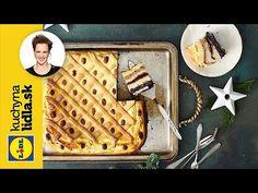 Štedrák   Adriana Poláková   Kuchyna Lidla - YouTube Baking Videos, Lidl, Christmas And New Year, Waffles, Ale, Breakfast, Youtube, Christmas Cakes, Morning Coffee