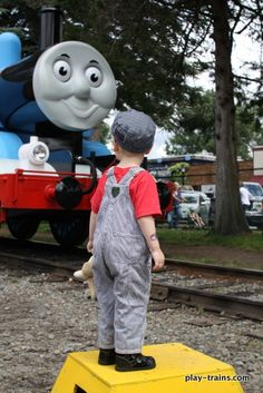 Thomas the Train is coming to a city near you! Check out our website for dates in your area: http://www.ticketweb.com/promo/dowt/index.html