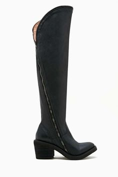 Jeffrey Campbell Airtight Knee High Boot