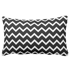 Shop Coral and White Zig Zag Pattern. Lumbar Pillow created by Graphics_By_Metarla. Lumbar Pillow, Bed Pillows, Monochrome, Zig Zag Pattern, Cool Patterns, Deco, Custom Pillows, Cotton Fabric, Coral