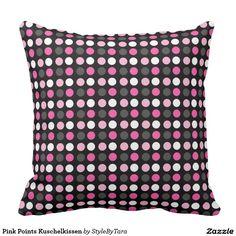 Pink Points Kuschelkissen Kissen