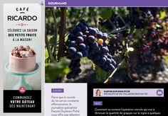 À boire - La Presse+ Chin Chin, Le Web, Cheers, Food, Greedy People, Meals