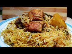 Recette facile de Biryani au poulet - YouTube