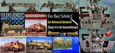 Shorty-Production: Workbench-M1083 FMTV (Armor Cab)-Der Bau!