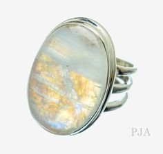 Silver Moonstone Ring 925 Sterling Silver Oval Gemstone | Etsy Moonstone Ring, Opal Rings, Gemstone Rings, Silver Rings Handmade, Sterling Silver Rings, Color Stone, Band Rings, Definitions, Statement Rings