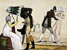 """England's upper ten thousand were known as The Ton, from the French phrase """"le bon ton,"""" meaning in the fashionable mode."""