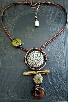 Staci Louise Smith handmade art jewelry necklaces