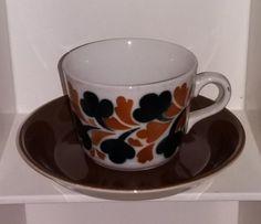 Arabian puhalluskoristeinen AA-mallin kahvikuppi 3