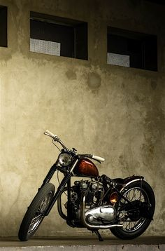 Triumph | Bobber Inspiration - Bobbers and Custom Motorcycles | twowheelcruise August 2014
