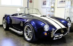 Pro-Builder Ron E.'s Latest Factory Five Mk4 Roadster