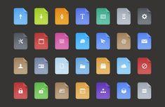 Medialoot - Free Flat Filetype Icons