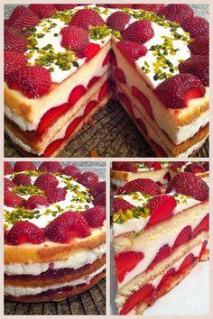 Erdbeer-Zitronen Torte www.manufaktur-blessing.de