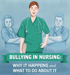Bullying in Nursing: Why Nurses 'Eat their Young' and What to Do About It