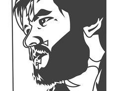 """/u/gingimli Gets Drawn"" http://on.be.net/1SBrq9p"
