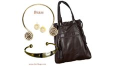 Street Style Wednesday!   On the streets of NYC watch for brass & metallic golds.  The Brass Cuff & Scout Bag by Clutch NY are ideal accessories!  Clutch It and Go! www.clutchbags.com