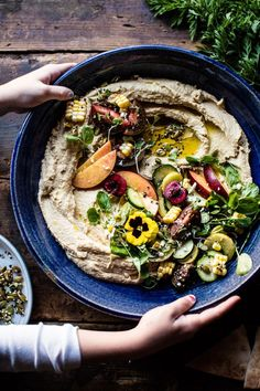 I like hummus as much as the next person. But three litres of hummus? And are those god damned violets, in the hummus? Vegetarian Recipes, Cooking Recipes, Healthy Recipes, Easy Recipes, Vegetarian Grilling, Healthy Grilling, Cooking Bacon, Potato Recipes, Vegetable Recipes