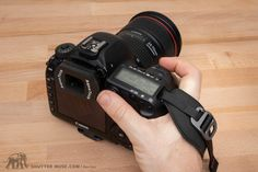 There's a very short list of things that every single photographer should definitely have for their camera, but a camera strap is on that list! Nikon Camera Tips, Nikon Dslr, Camera Hacks, Camera Gear, Canon Cameras, Canon Lens, Film Camera, Best Camera Strap, Leather Camera Strap