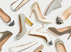 flats, heels, loafers, oxfords...I want them all. #myshoestory #jcrew