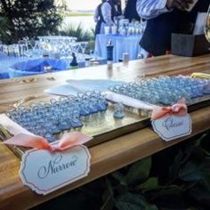 Solemates Customer Stories: Charleston Wedding Ideas for outdoor weddings. Serving Solemates High Heelers at the cocktail bar. Heel Stoppers, High Heel Protectors, Wedding Signs, Wedding Ideas, Diy Wedding, Wedding Decorations, Outdoor Events, Outdoor Weddings, Clean Shoes