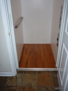 Handicap Wheelchair Accessible interiors Elevators & lifts...