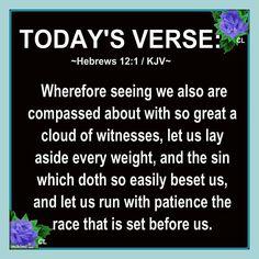 Today's Verse: